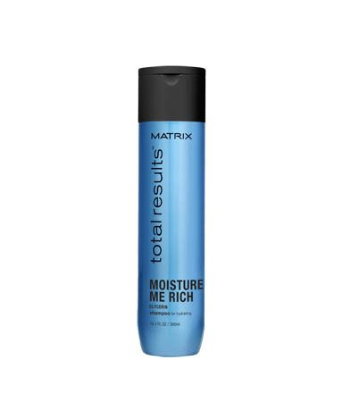 Moisturising, replenishing shampoo
